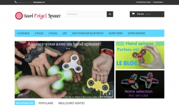 Hand fidget spinner, le guide d'achat des meilleurs hands spinners