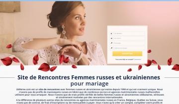 Agence matrimoniale russe belgique
