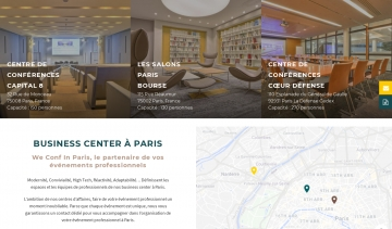 Un Business center à Paris pour vos locations de salles