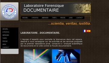 Lfd Criminalistique.fr et fraude documentaire