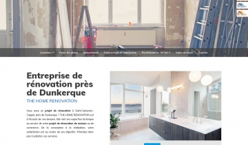 The Home Renovation, entreprise de rénovation de bâtiments