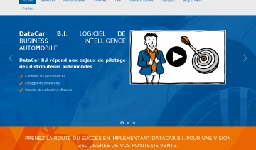 DataCar BI - Software Business Intelligence pour l'automobile