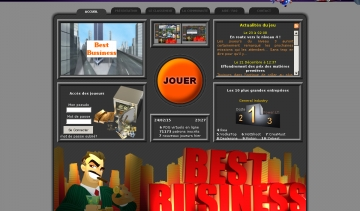 Jeu de gestion Best Business