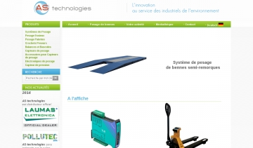 l'entreprise as technologies