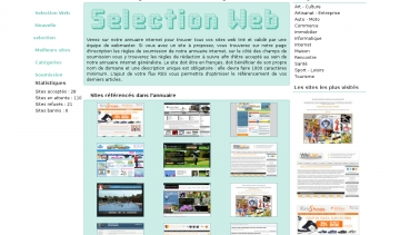 Selection-web