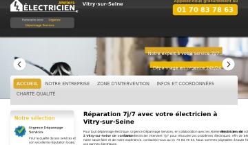 Ateliers Electricien Vitry