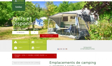 Camping International de Castellane