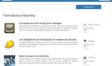 Formation à distance elearning et MOOC