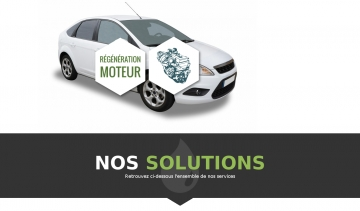 Flexfuel Company, Solutions d'optimisation des moteurs