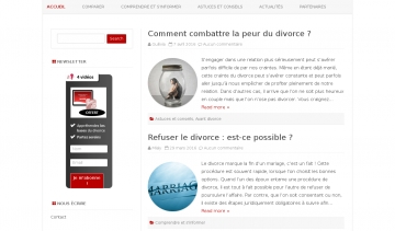 Divorce malin, plateforme d'information sur le divorce