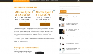 Interphone-video, le guide d'achat de l'interphone vidéo