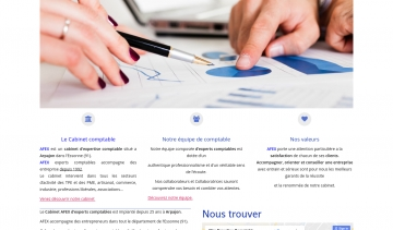 AFEX EXPERTS COMPTABLES, cabinet d'expertise comptable à Arpajon