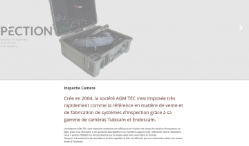 videoendoscope industriel