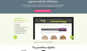 agence digitale nantes web
