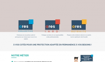 Ares Groupe, courtier en assurance