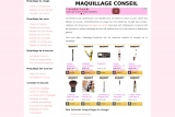 maquillage-conseil.net