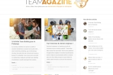 Team building magazine blog, le guide de l'animation en entreprise